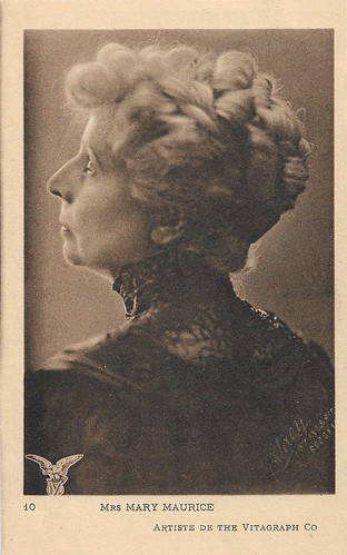 Mrs Mary Maurice