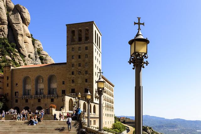Montserrat; Monastery