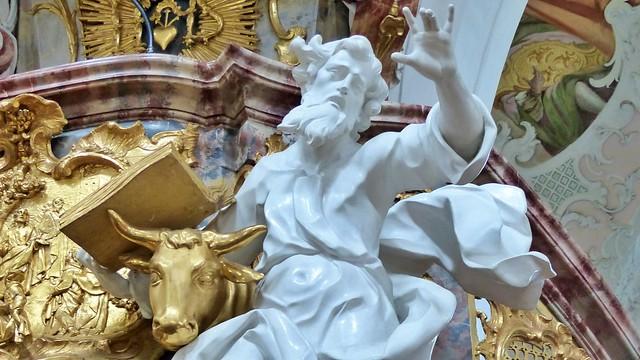 Goldene Kuh am Predigtstuhl