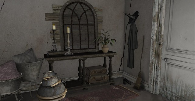 Witches Entryway
