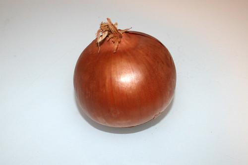 02 - Zutat Zwiebel / Ingredient onion