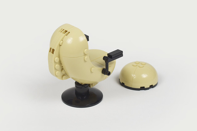 Lego design armchair - atana studio