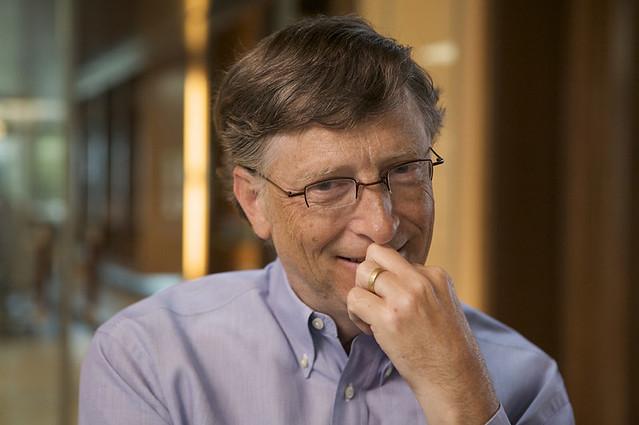Billionaire Bill Gates Philantrophy
