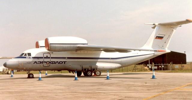 RA-72972 RIAT Fairford 19 July 1996