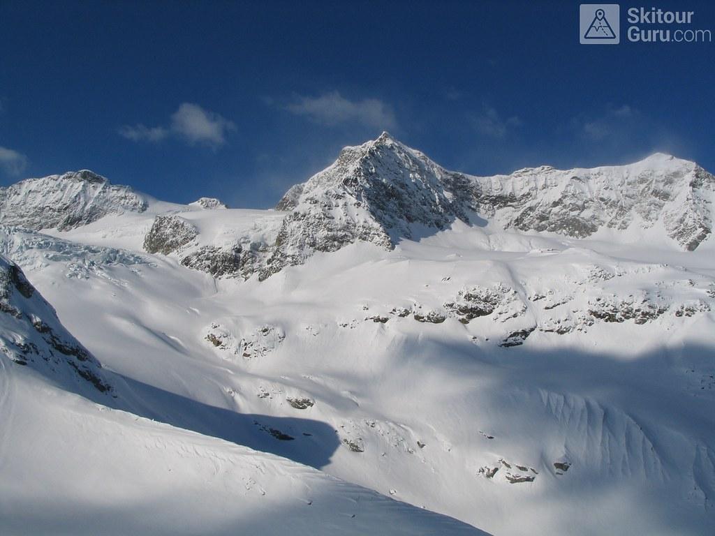 Signalhorn Silvretta Rakousko foto 05