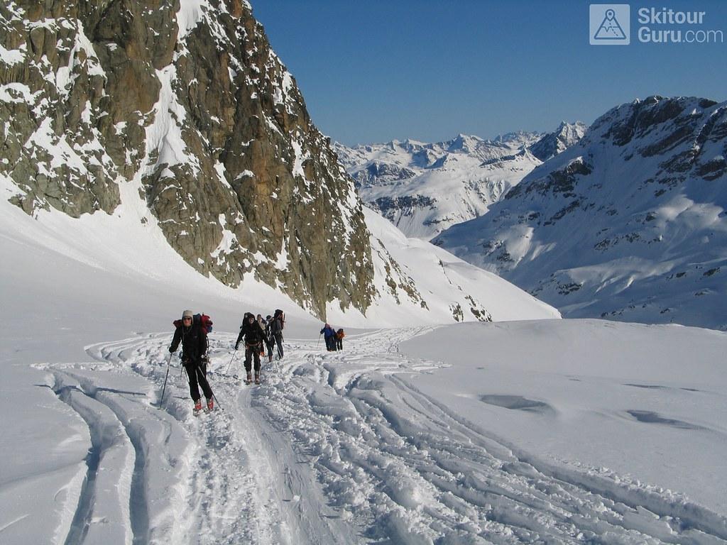 Signalhorn Silvretta Rakousko foto 16