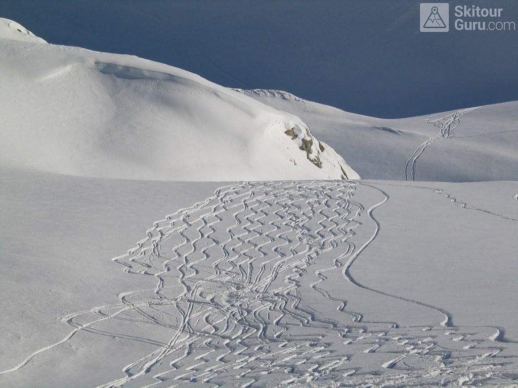 Signalhorn Silvretta Rakousko foto 14