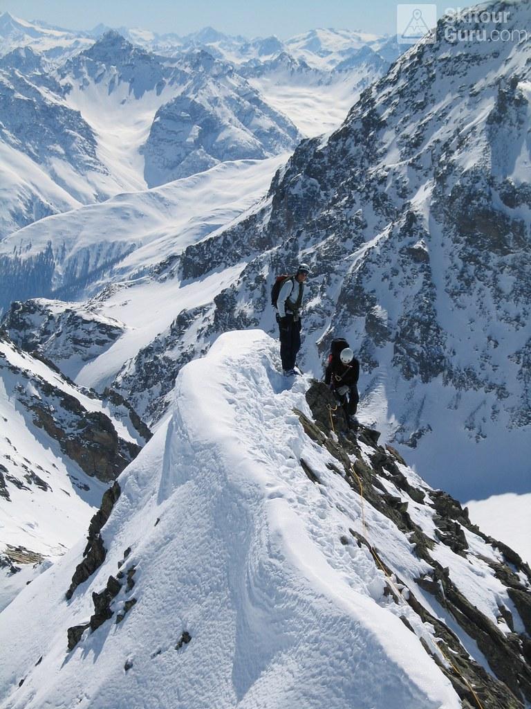 Signalhorn Silvretta Rakousko foto 20