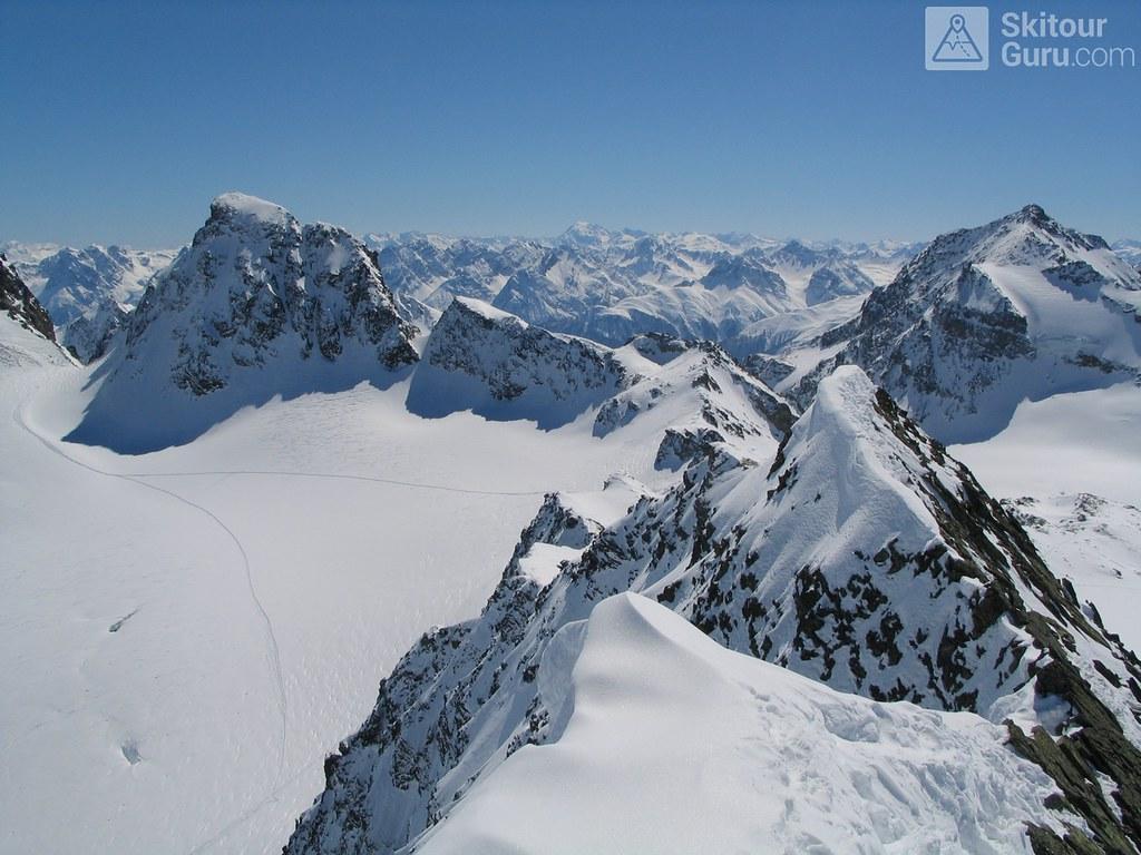 Signalhorn Silvretta Rakousko foto 22