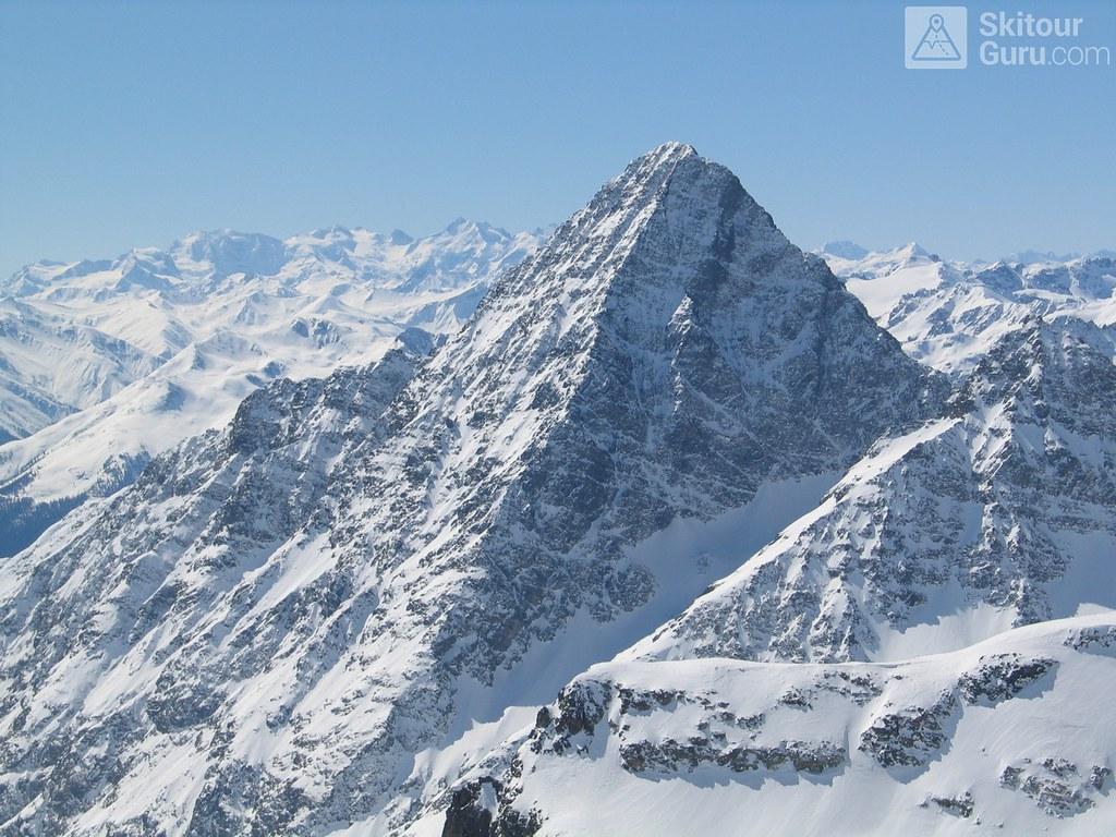 Signalhorn Silvretta Rakousko foto 21