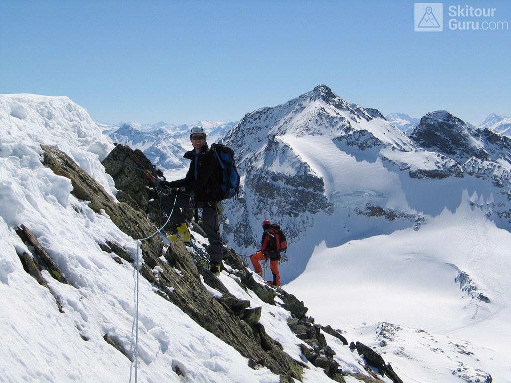 Signalhorn Silvretta Rakousko foto 23