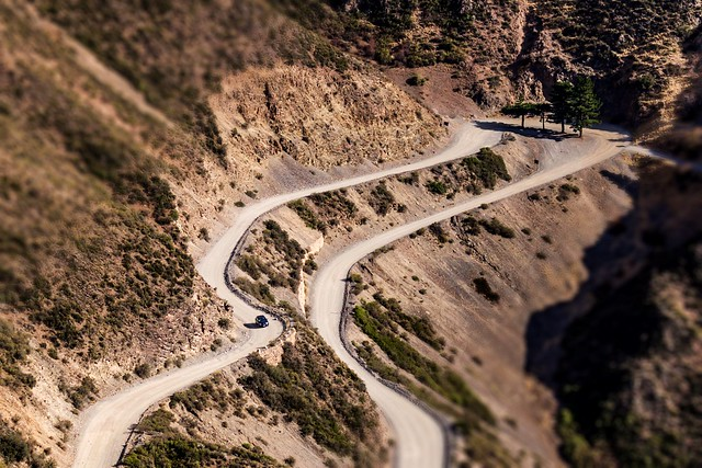 Road of the 265 curves