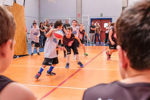 Junior NBA La Rioja