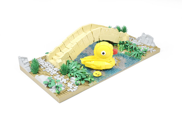 Lego bridge - atana studio