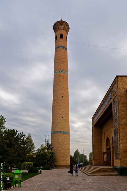 Tachkent : Ensemble architectural Hazrate Imam
