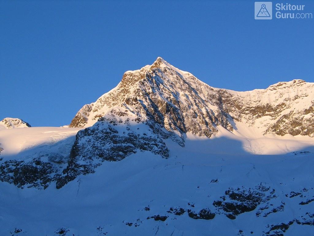 Silvrettahorn Silvretta Rakousko foto 10
