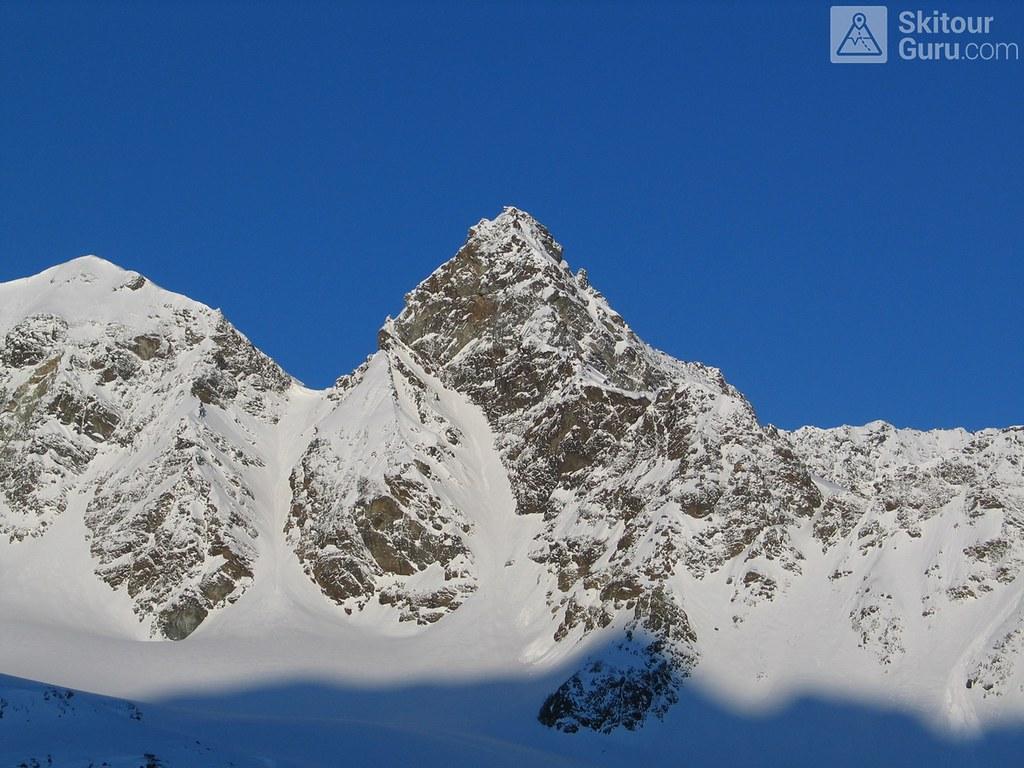 Silvrettahorn Silvretta Rakousko foto 09