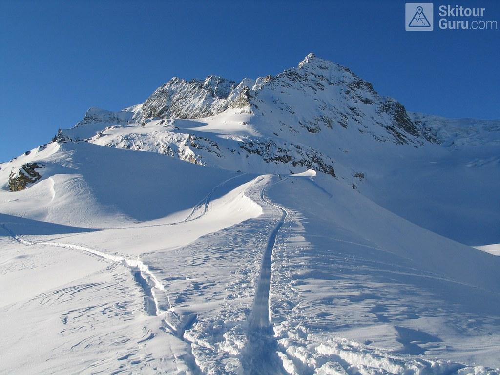 Silvrettahorn Silvretta Rakousko foto 13