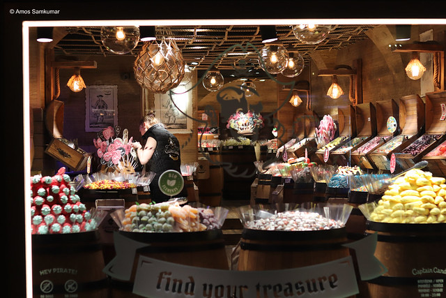Prague Candy Shops !