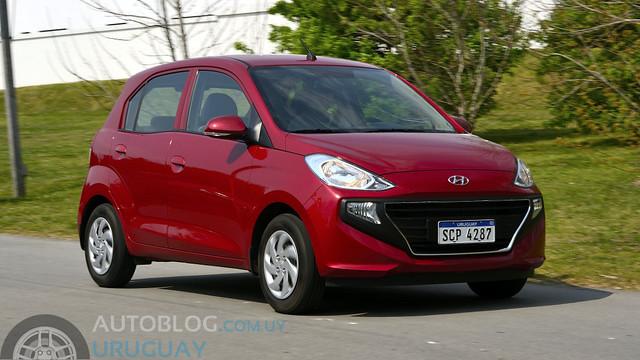 Prueba: Hyundai Atos 1.0 Super Full