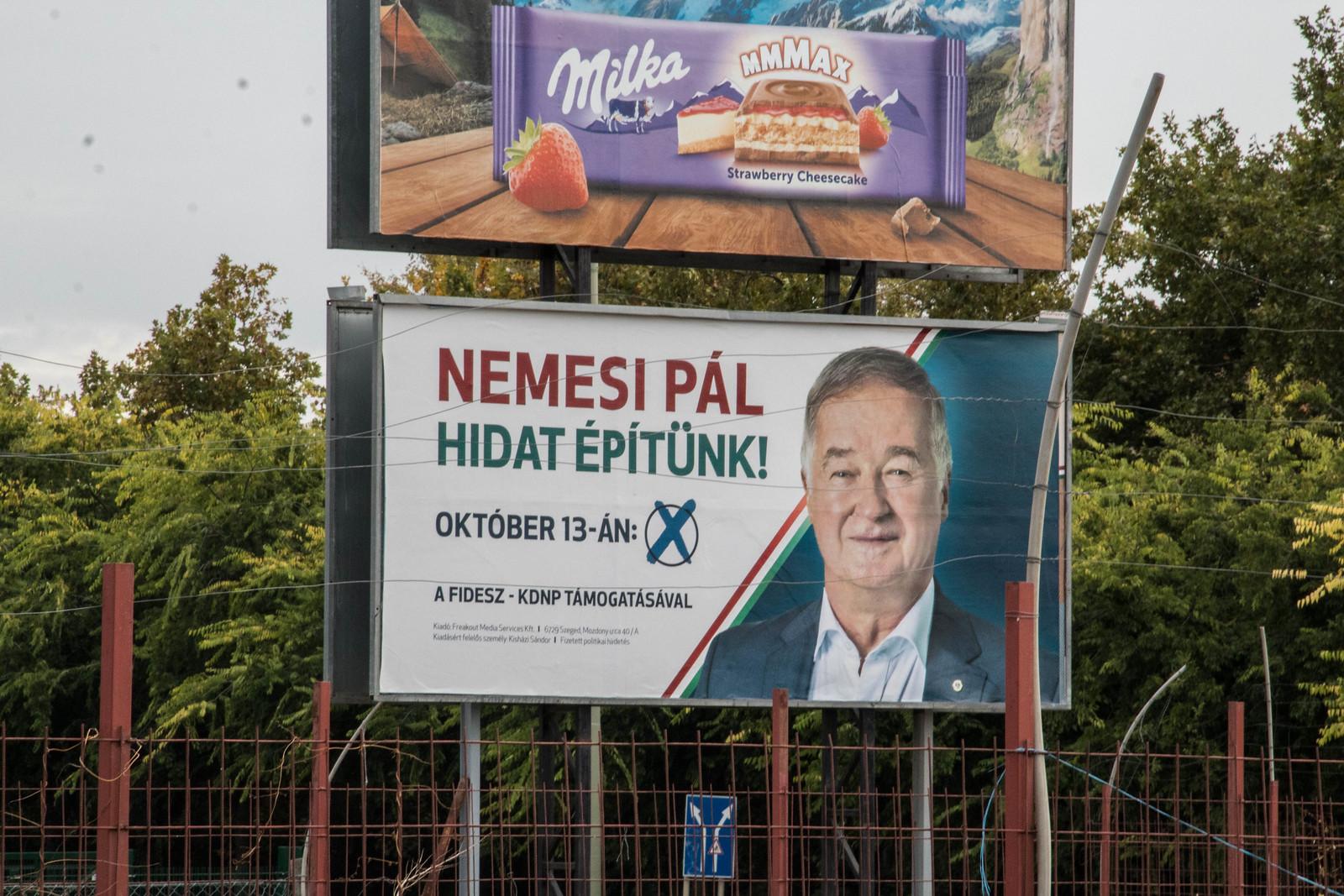 Nemesi Pál: sikerült a kampányt úriember módjára végigvinni