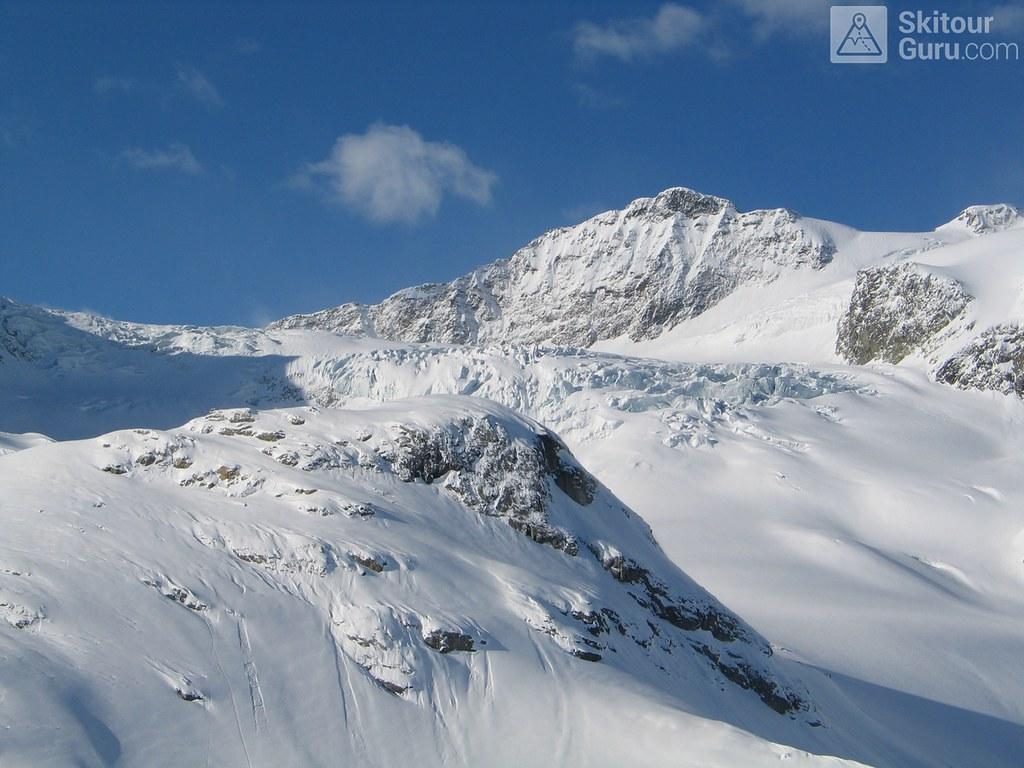 Signalhorn Silvretta Rakousko foto 06