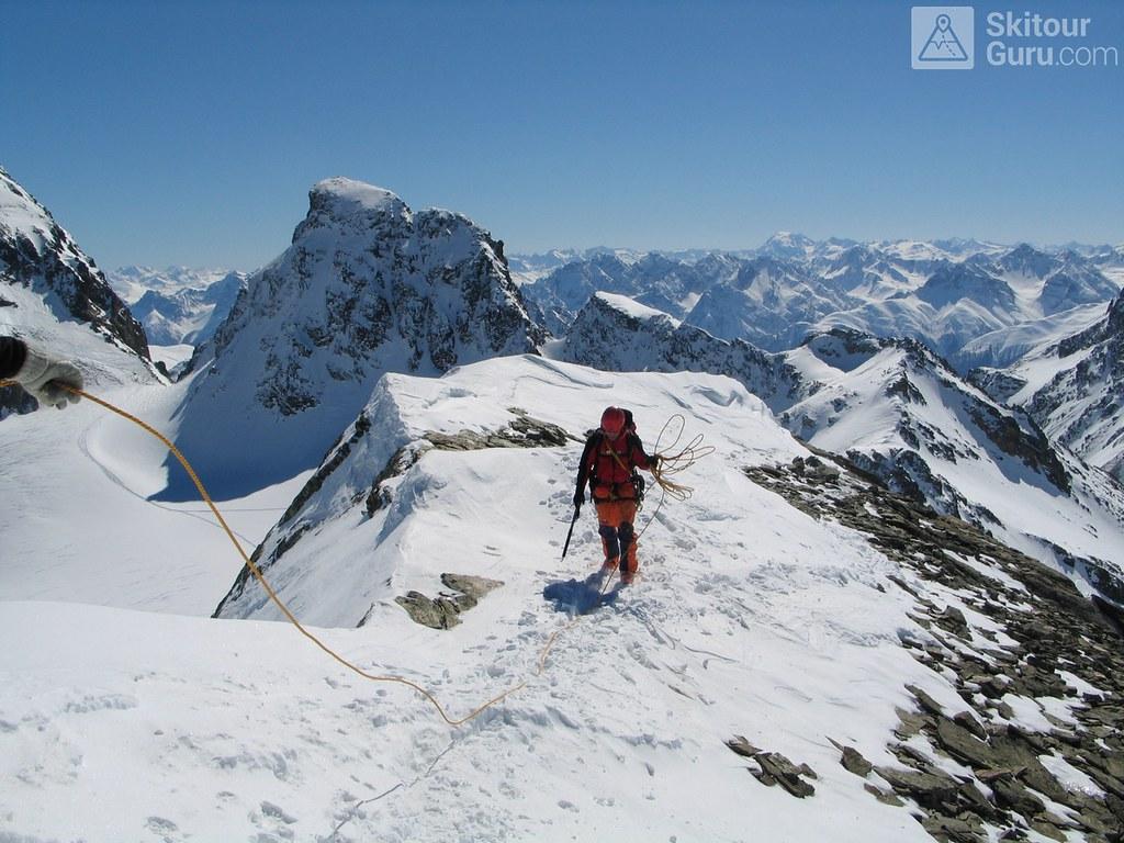 Signalhorn Silvretta Rakousko foto 19