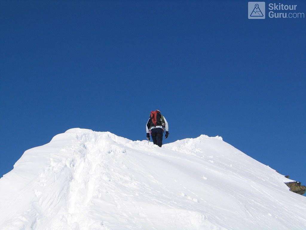 Signalhorn Silvretta Rakousko foto 18