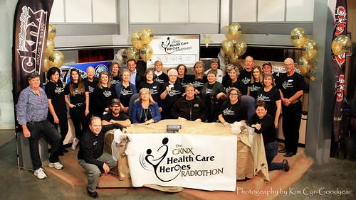 2018 CKNX Health Care Heroes Radiothon