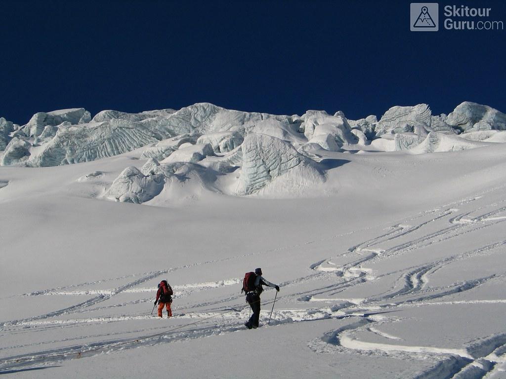 Silvrettahorn Silvretta Rakousko foto 17
