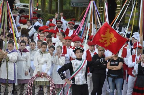 Euskal Dantzarien Eguna 2019