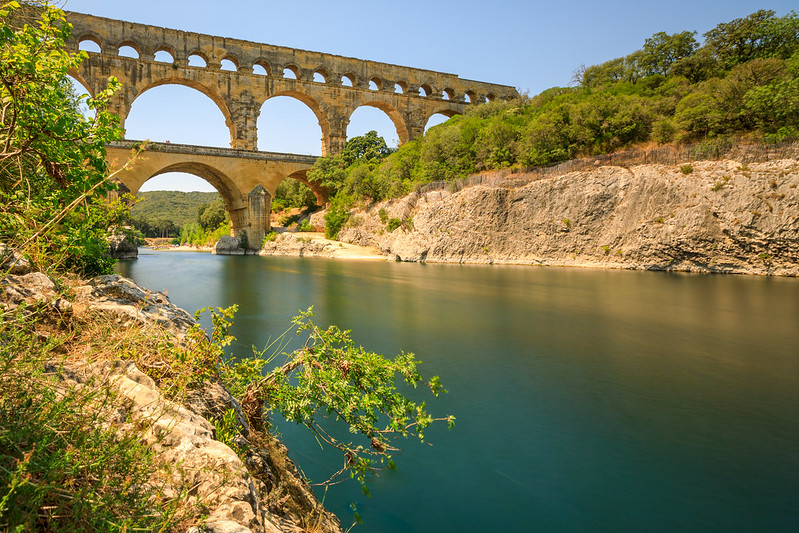PiX  - Eric Gillard | Pont du Gard