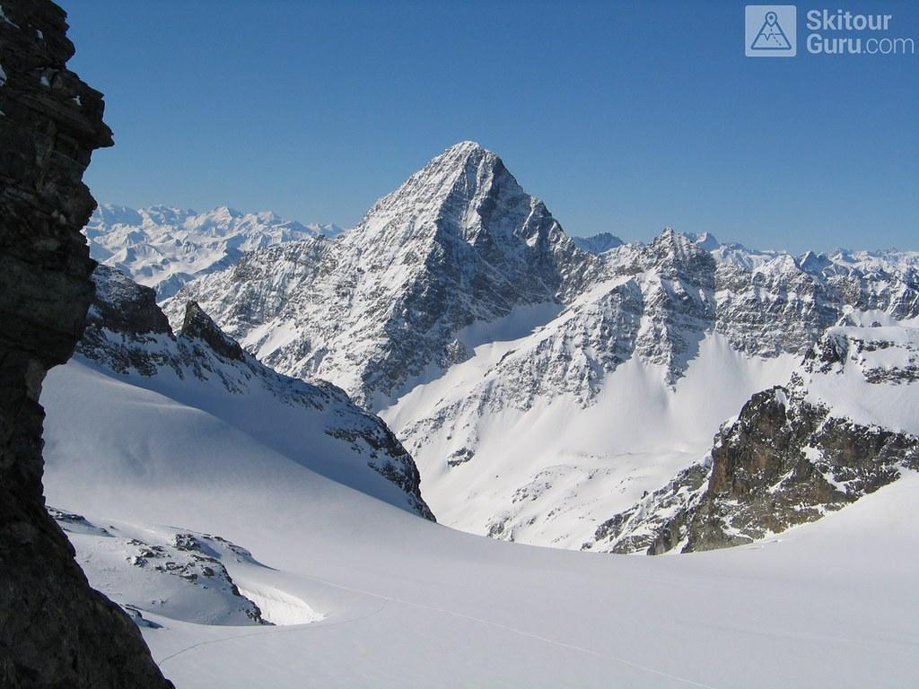 Signalhorn Silvretta Rakousko foto 17