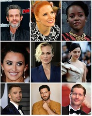 355 Movie by Simon Kinbgerg with Jessica Chastain, Emilio Insolera, Penelope Cruz, Sebastian Stan, Edgar Ramirez, Lupita Nyongo, Diane Kruger, Bingbing Fan