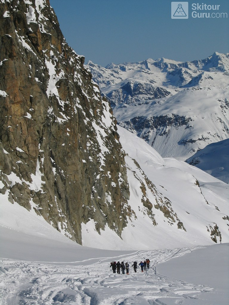 Silvrettahorn Silvretta Rakousko foto 11