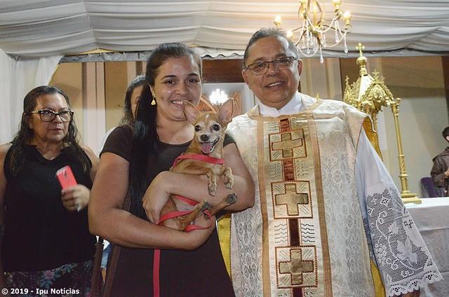 Missa reúne centenas fiéis de São Francisco de Assis em Ipu