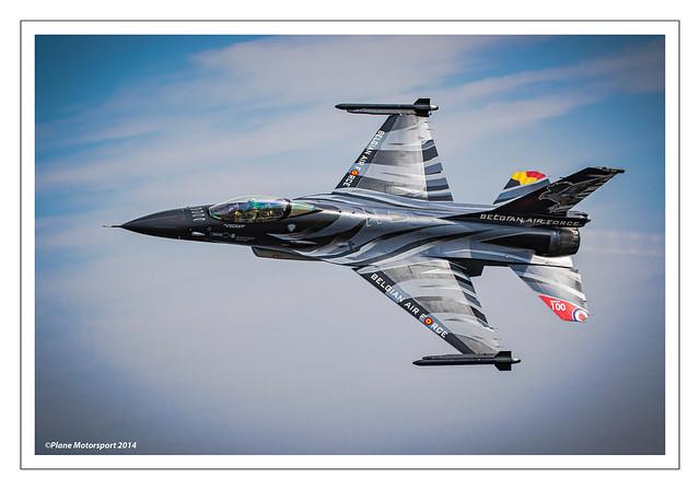 GENERAL DYNAMICS F-16A MLU FIGHTING FALCON
