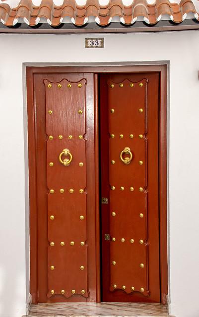 The Door at No 33