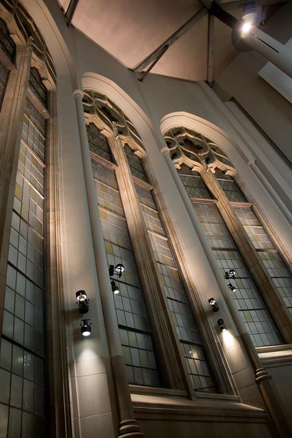 Suzzallo and Allen Libraries - Seattle, WA, USA