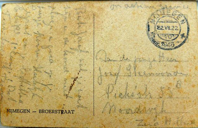 1946 Verzonden aan Joost