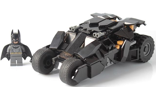 Lego Batmobile Tumbler