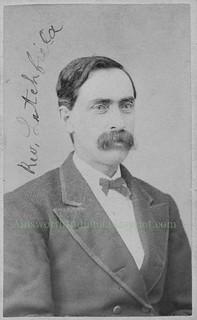 2019-10-05. Litchfield, Rev. W.C. 030d-1 'pastor of Hobart Unitarian Church'