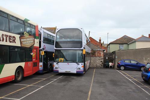 First Hampshire & Dorset 36003 YN04GNY
