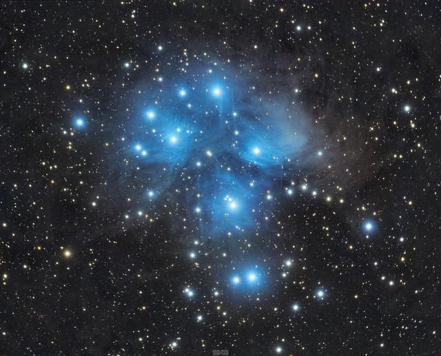 Pleiades (M45)