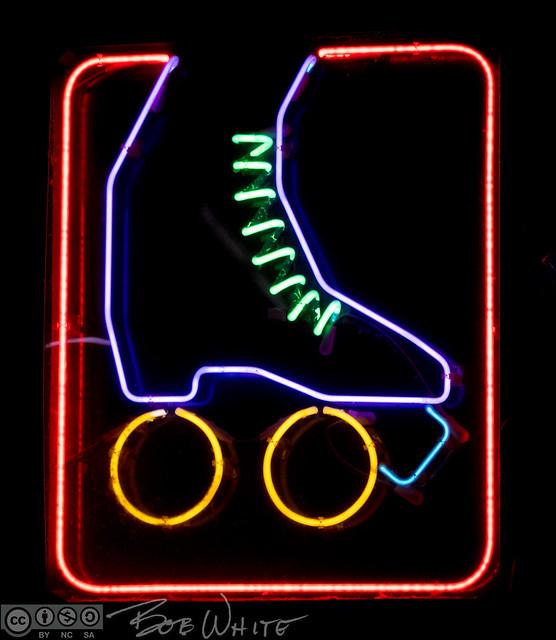 Neon Wheels