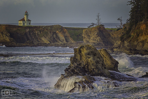 or ore oregon coosbay sunsetbay capearago statepark pacific beach coast west northwest tide tidal wave rock mountain tree forest arnold davearnold davearnoldphotocom pic picture photo photography photograph photographer travel charleston empire northbend central awesome canon 5dmkiii 100400mm us usa beautiful idyllic serene peaceful low high sketchy le longexposure where how tour tourist seastack wild logging seaweed fantastic lighthouse professional light