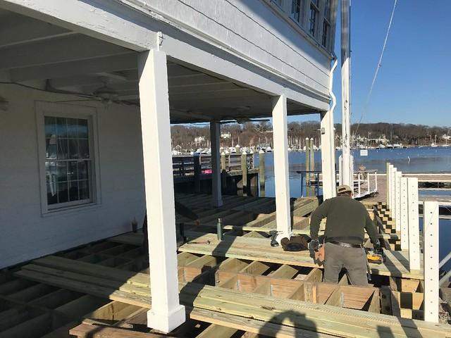 New Deck progress - 9 - JUrquhart