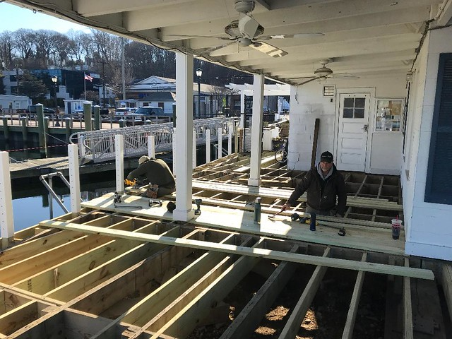 New Deck progress - 4 - JUrquhart