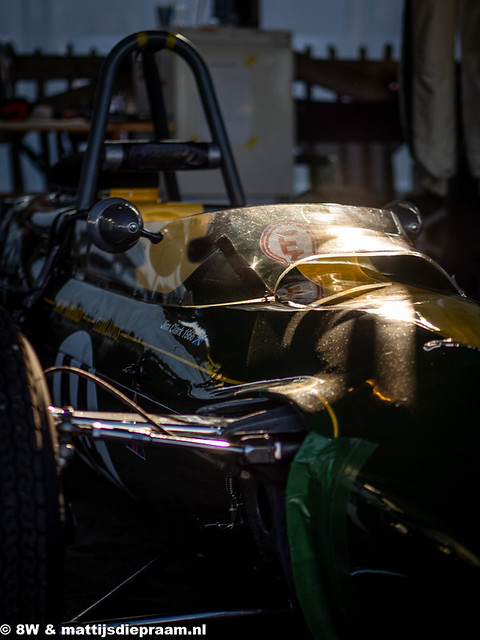 2019 Goodwood Revival: Lotus 44