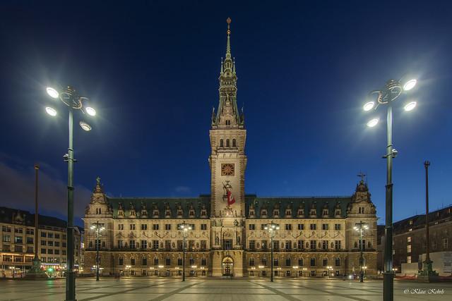 Hamburger Rathaus - 03101901